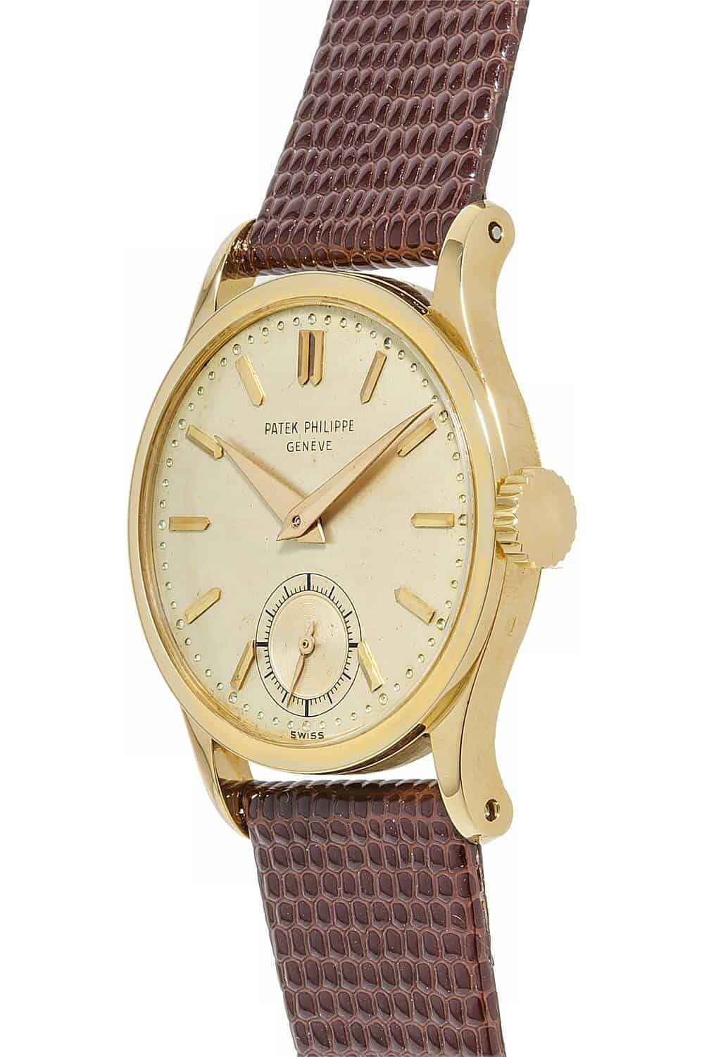 Patek philippe calatrava watch primer gentleman 39 s gazette for Patek philippe