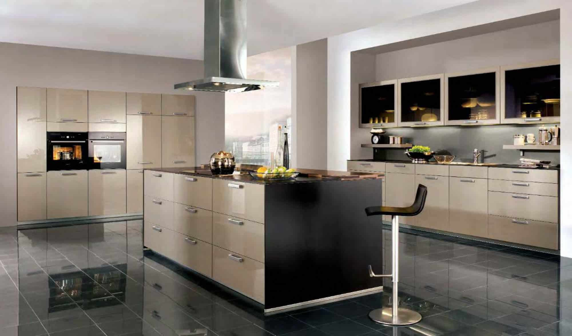 Best A designer kitchen is clean and organized