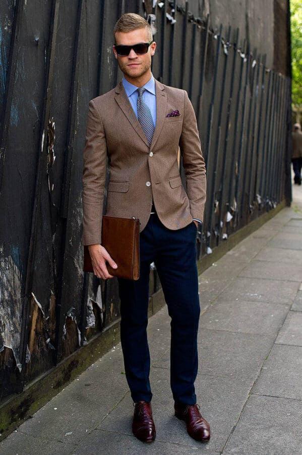 How To Dress Your Age Gentleman S Gazette