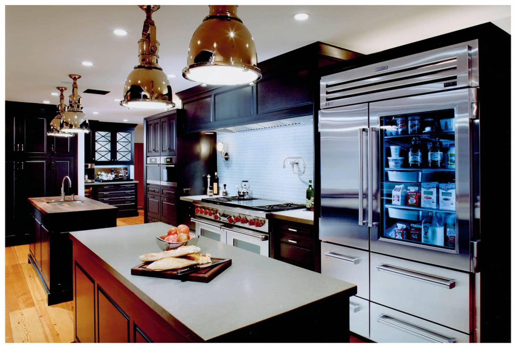 Kitchen decor style ideas gentleman 39 s gazette for Dream kitchen appliances