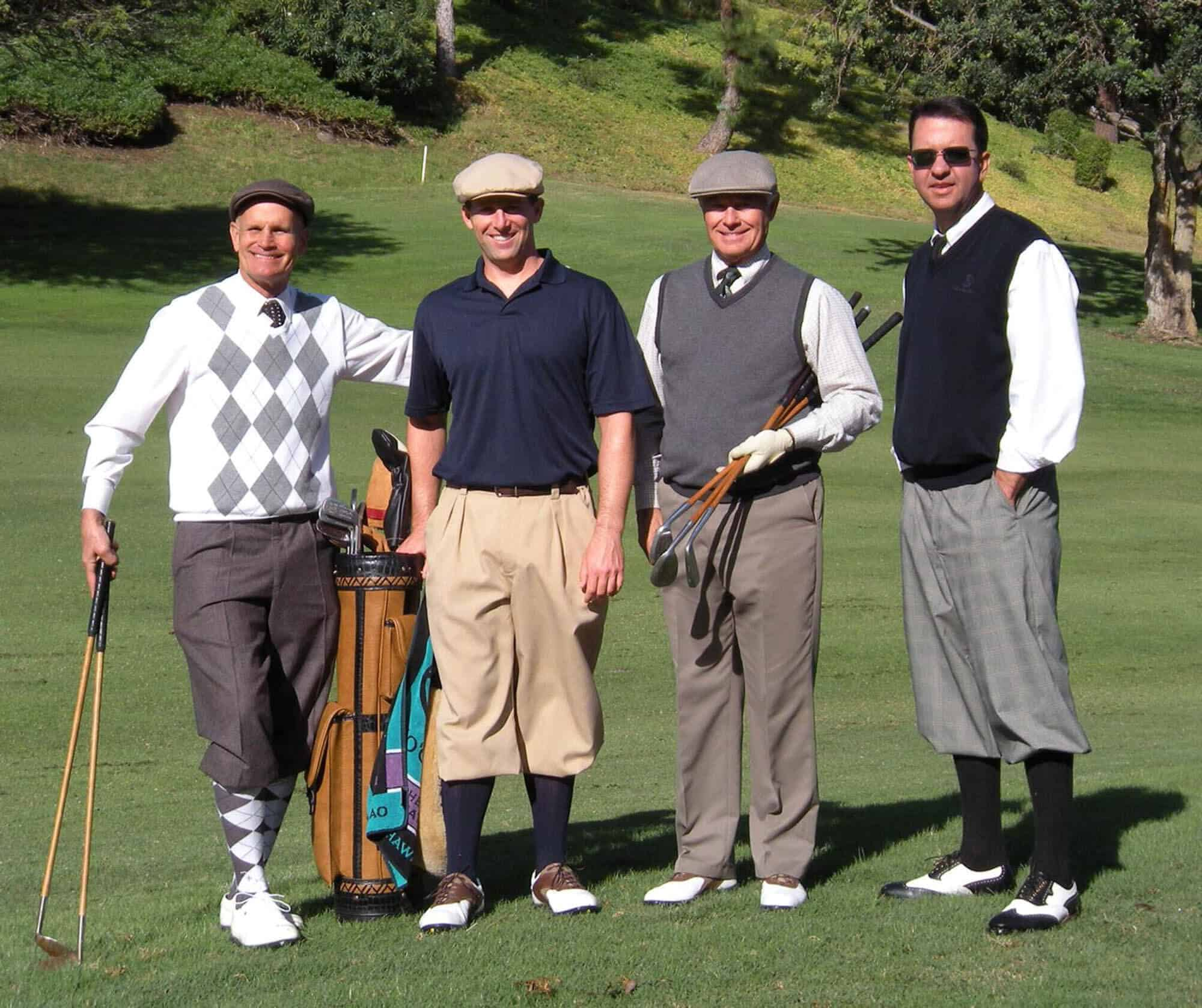Golf Dress Code Shoes