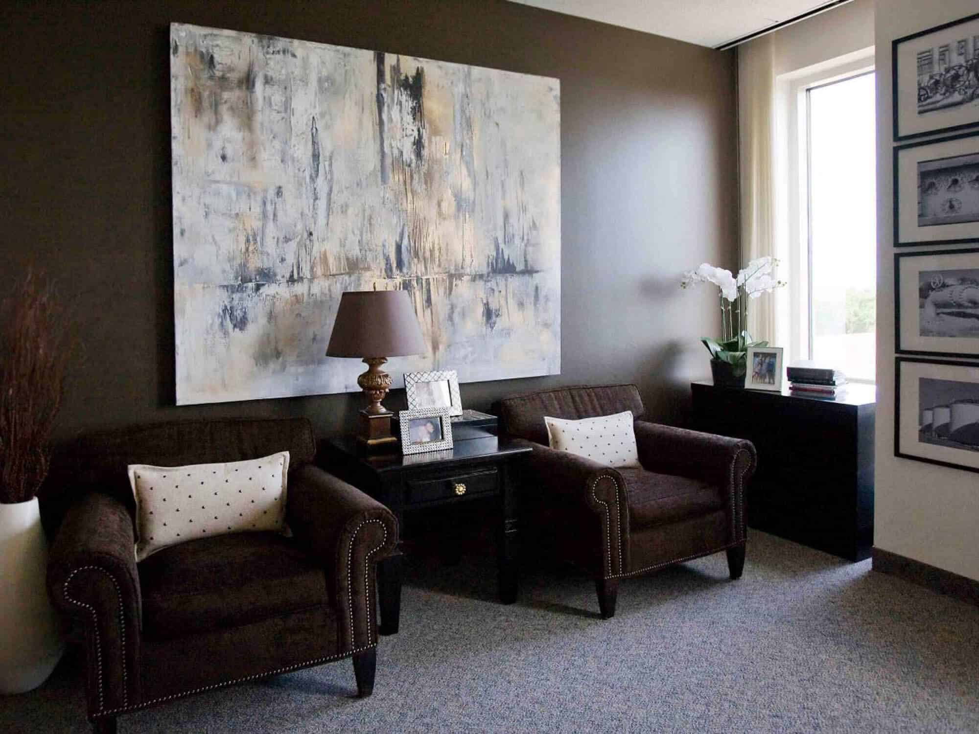 Art & Painting Interior Decor: — Gentleman\'s Gazette