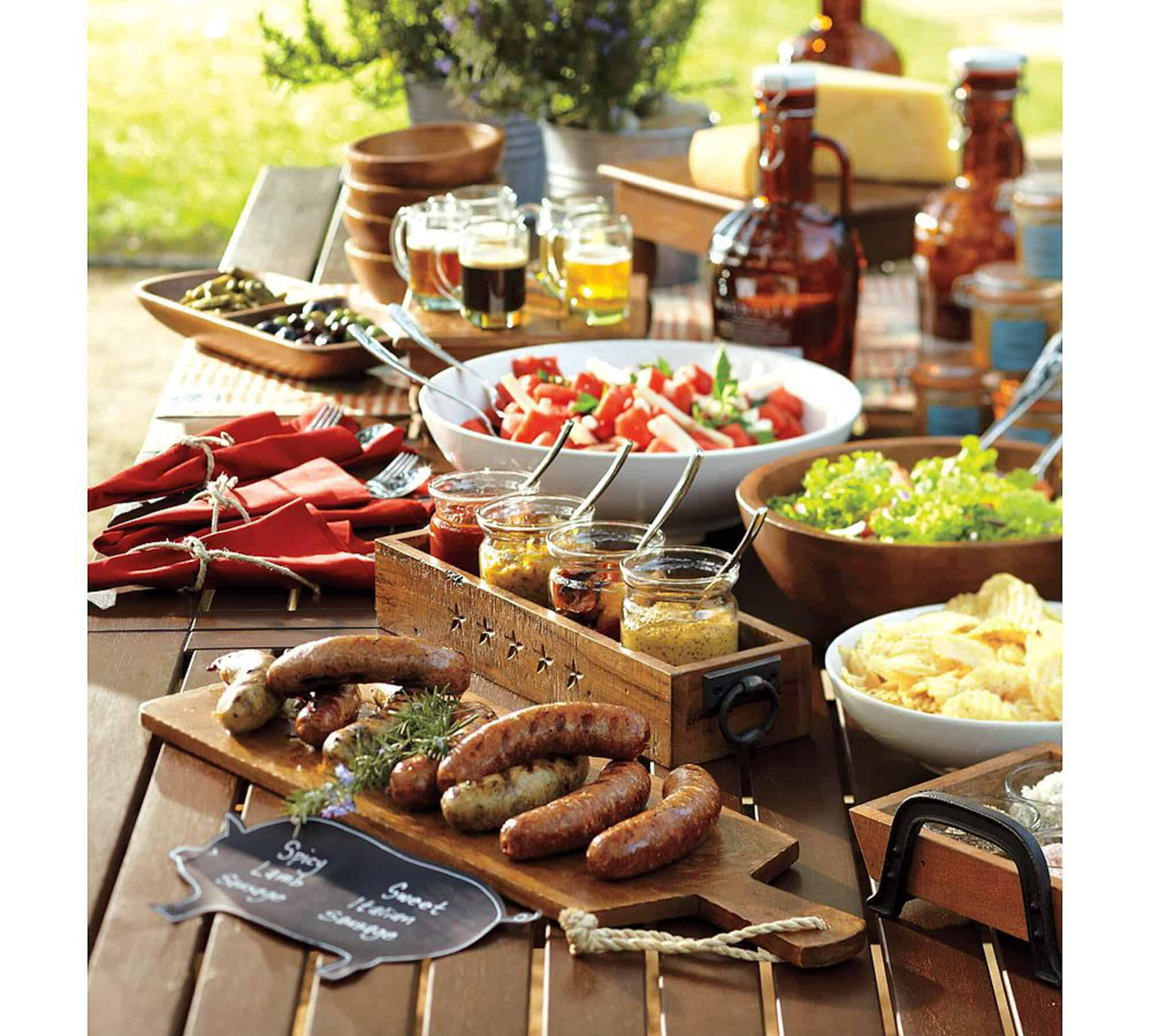 how to host a backyard party bbq gentleman 39 s gazette