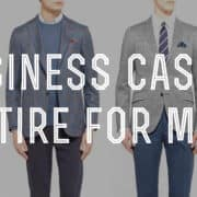 business casual attire for men