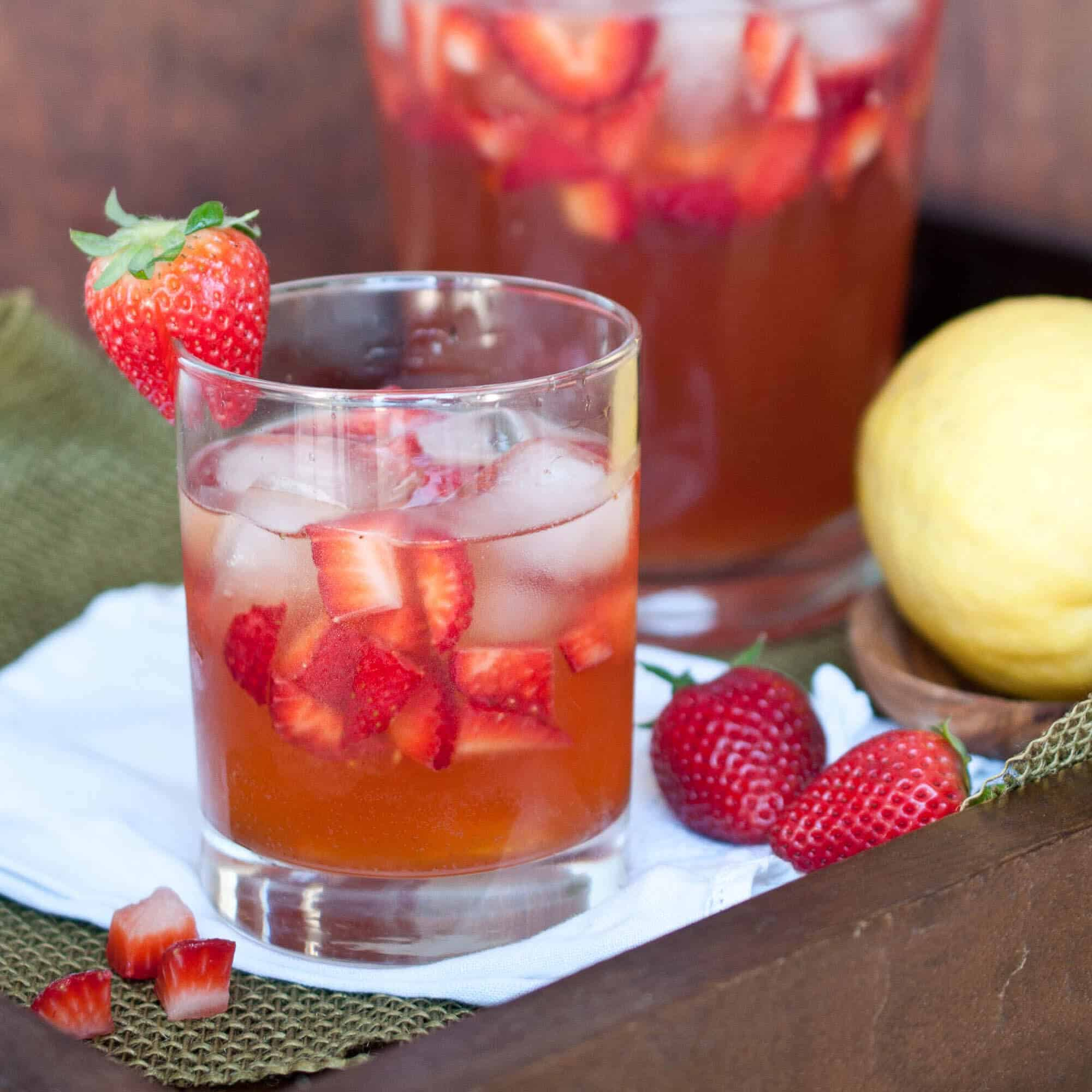 Summer Cocktails & Drink Recipes By The Batch