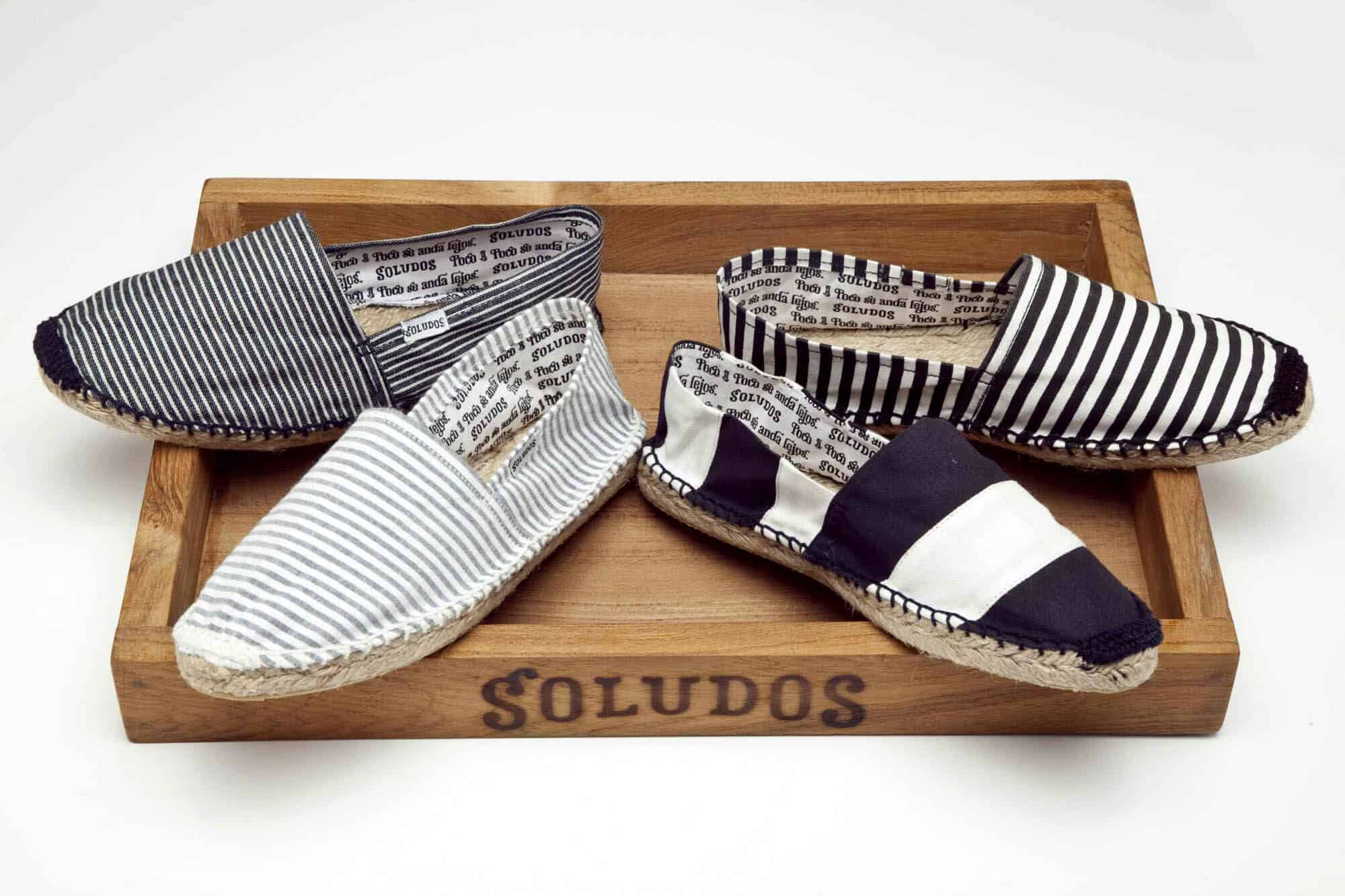 Espadrilles Are Classic Summer Shoes In Europe