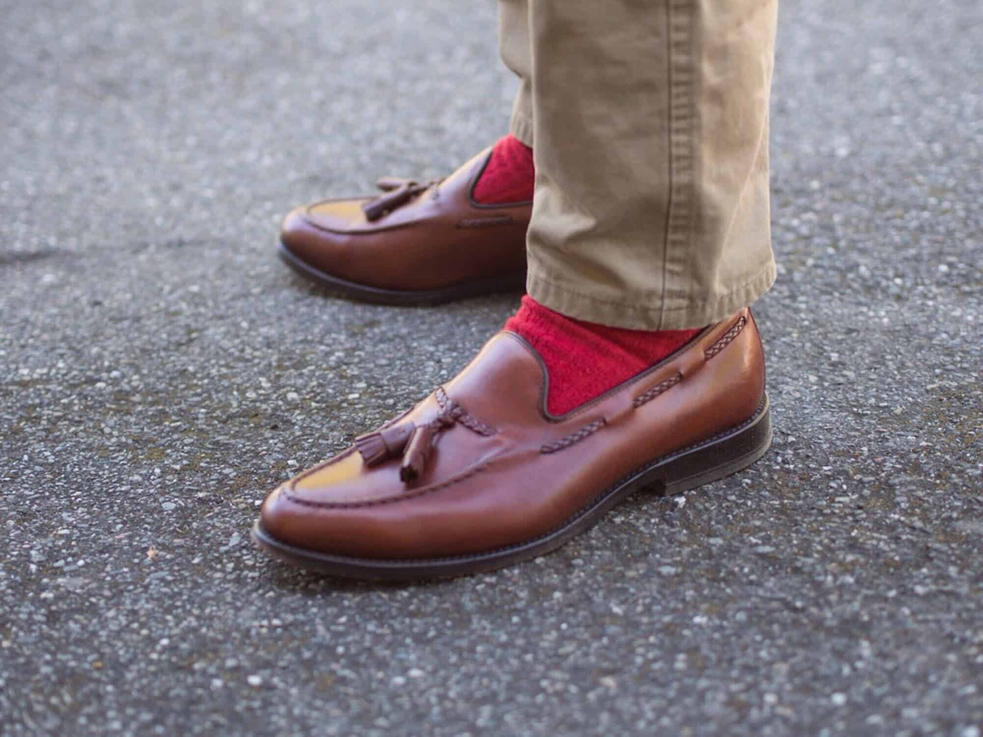 Image result for Have a new experience of walking wearing slip-ons
