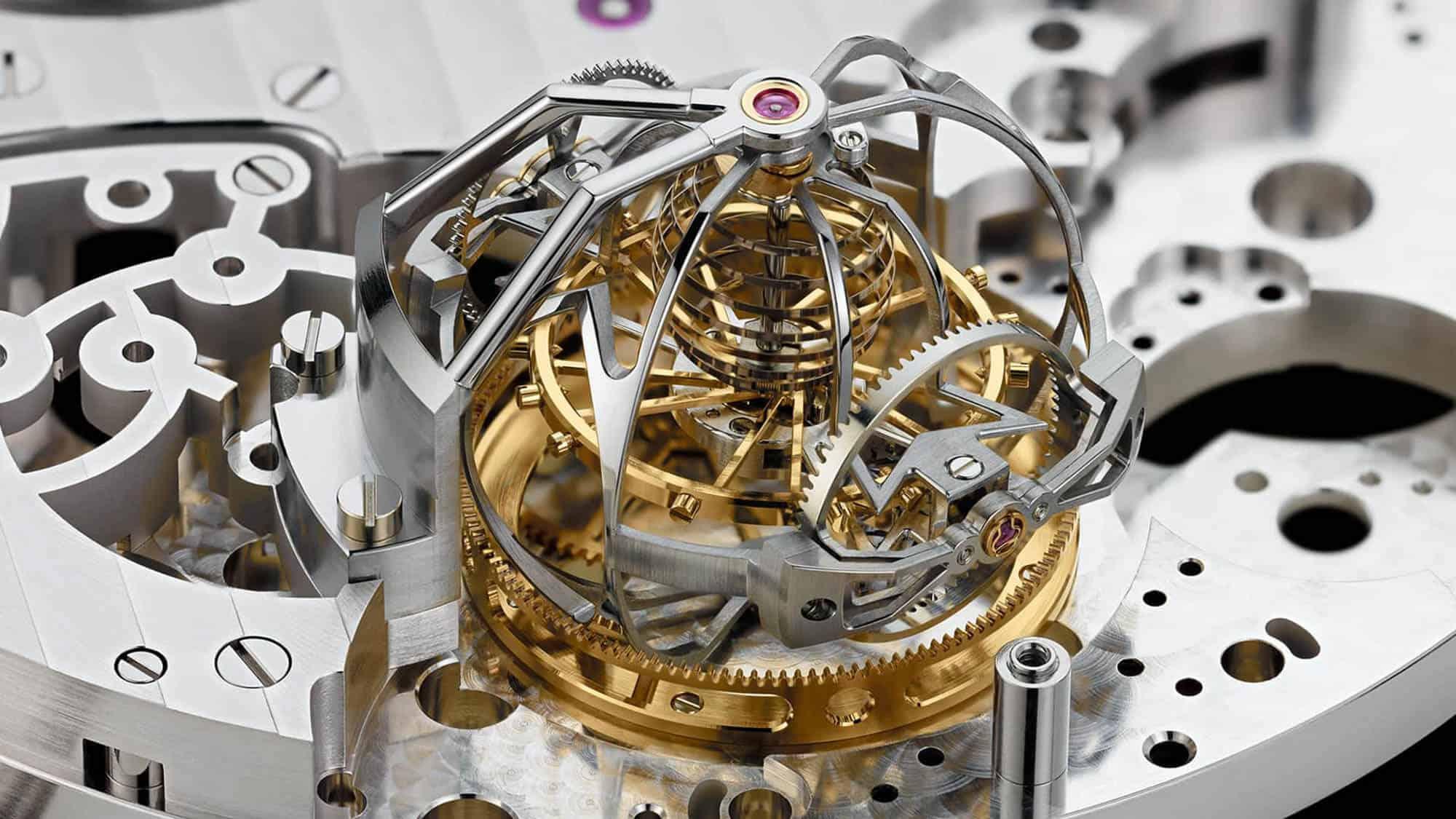Основные производители часовых механизмов