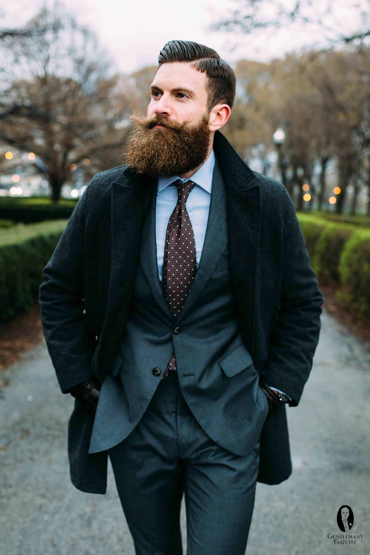 foto Itchy Beard 101 – How To Remedy And Stop The Scratchiness