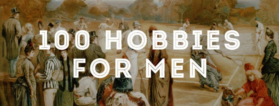 Hobbies to meet men