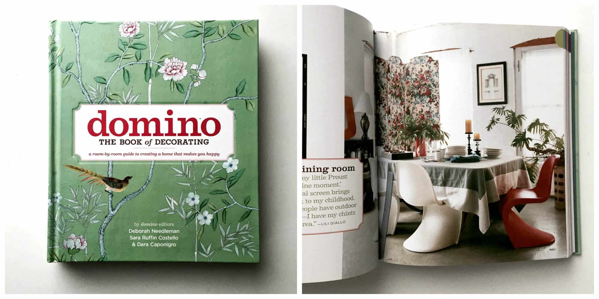 Interior design home book - Domino