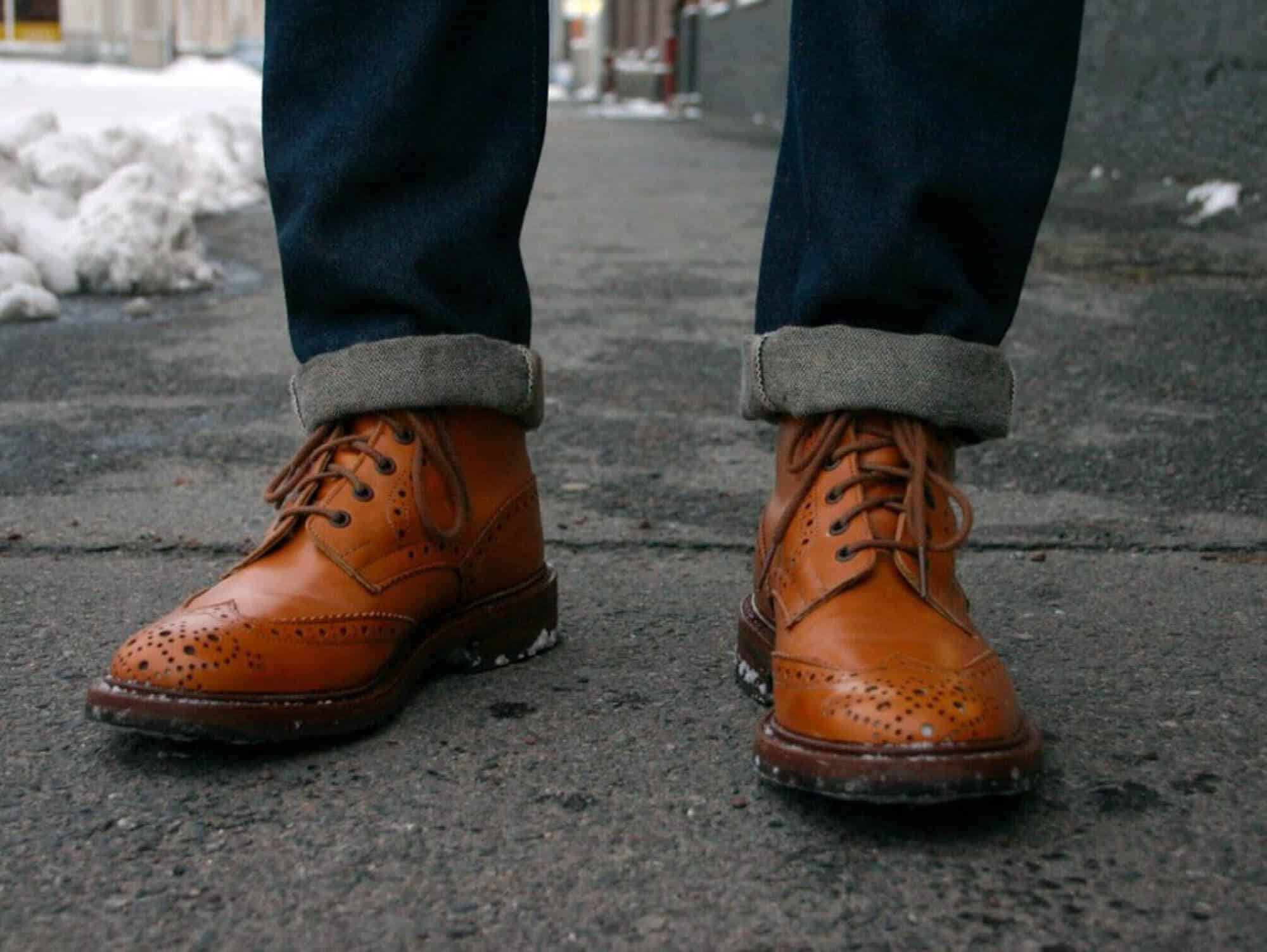 How to Pinroll Jeans — Gentleman's Gazette