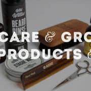 beard products & tools