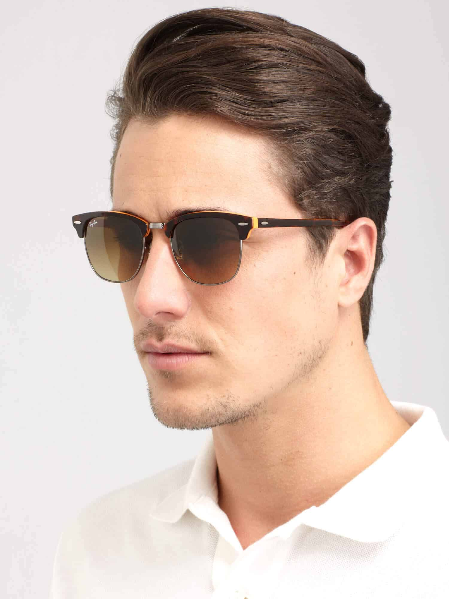 Find ray ban clubmaster sunglasses at ShopStyle. Shop the latest collection of ray ban clubmaster sunglasses from the most popular stores - all in one.