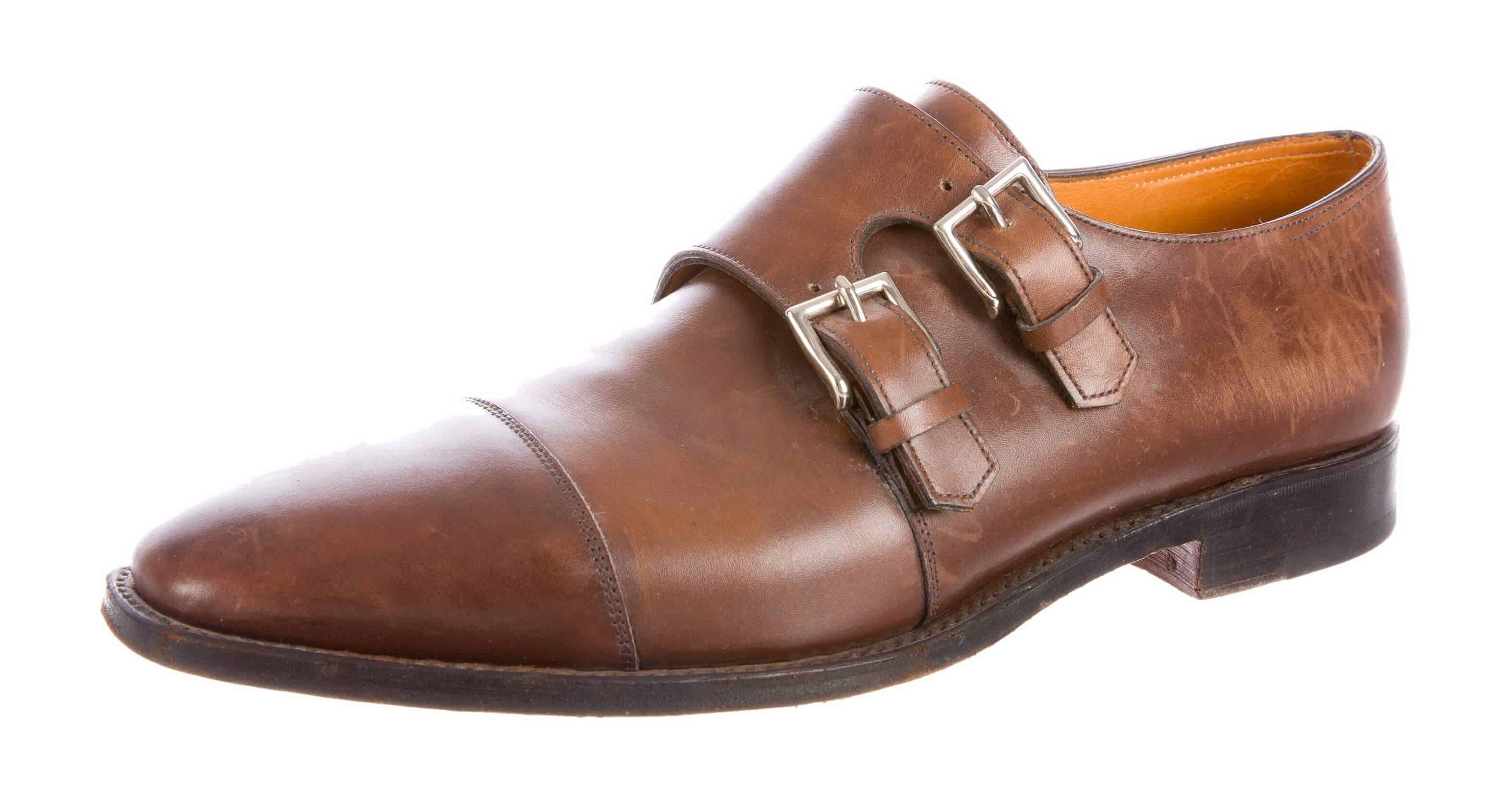 The double monk strap shoe found great popularity in Europe. Specifically, the monks were most notably known to wear these shoes during this era, which resulted in the naming of the shoe. Monks wore these shoes for the additional level of protection they offered compared to the sandals they normally wore.