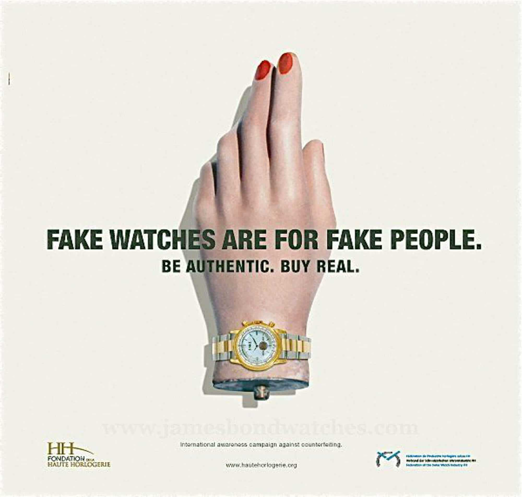 Best place to buy replica watches - 4 It Can Affect The Innocent Buyer