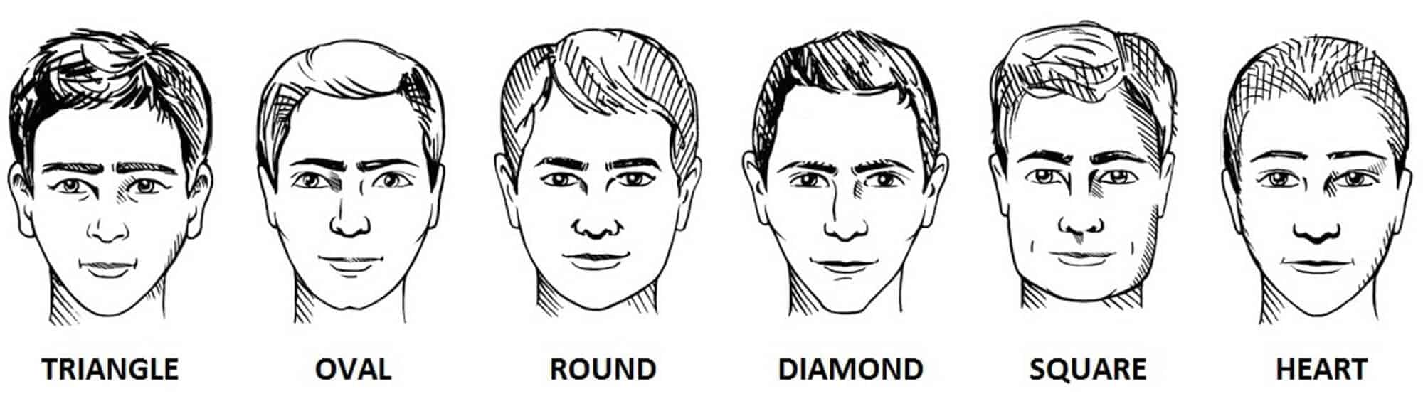 How To Get The Best Haircut For Your Face Shape Gentlemans Gazette