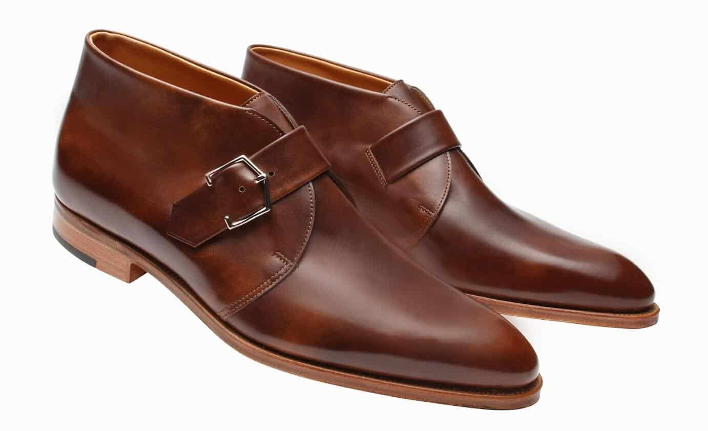 John Lobb Shoes >> Monk Strap Shoes & Double Monks Guide — Gentleman's Gazette