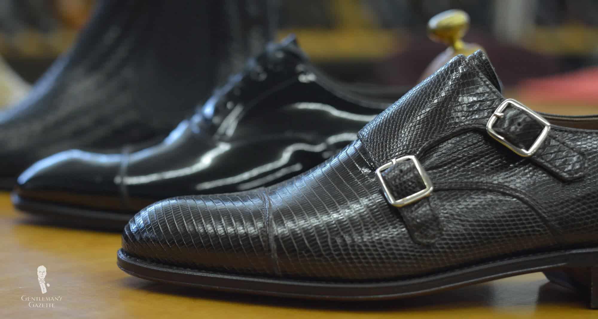 John Lobb Shoes >> Monk Strap Shoes & Double Monks Guide — Gentleman's Gazette