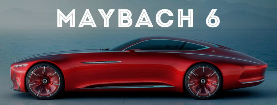 Mercedes Maybach 6 The Future Vision Of Electric Luxury Cars