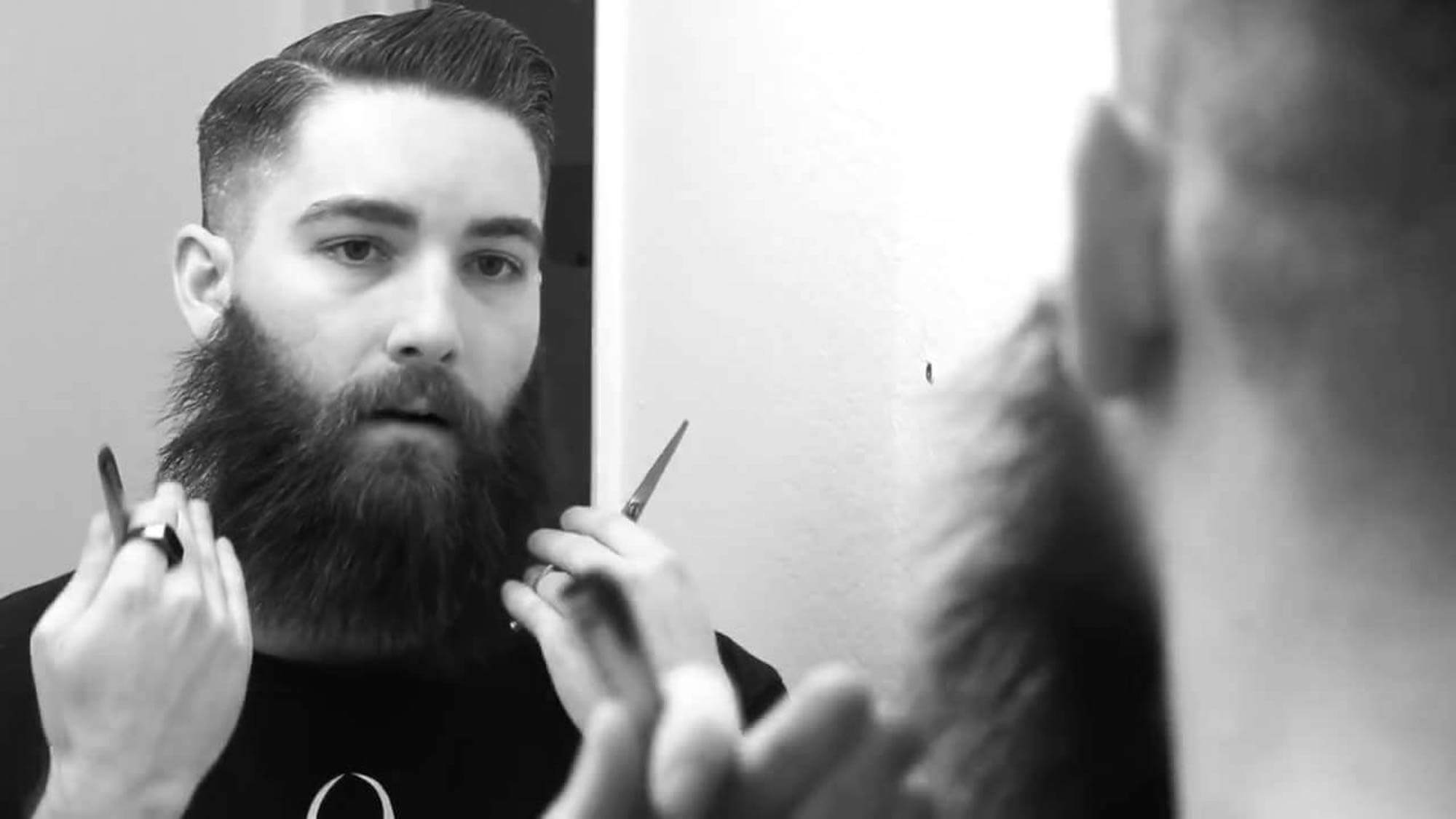 Cool How To Grow Thicker Facial Hair And Fix Patchy Beards Hairstyles For Women Draintrainus