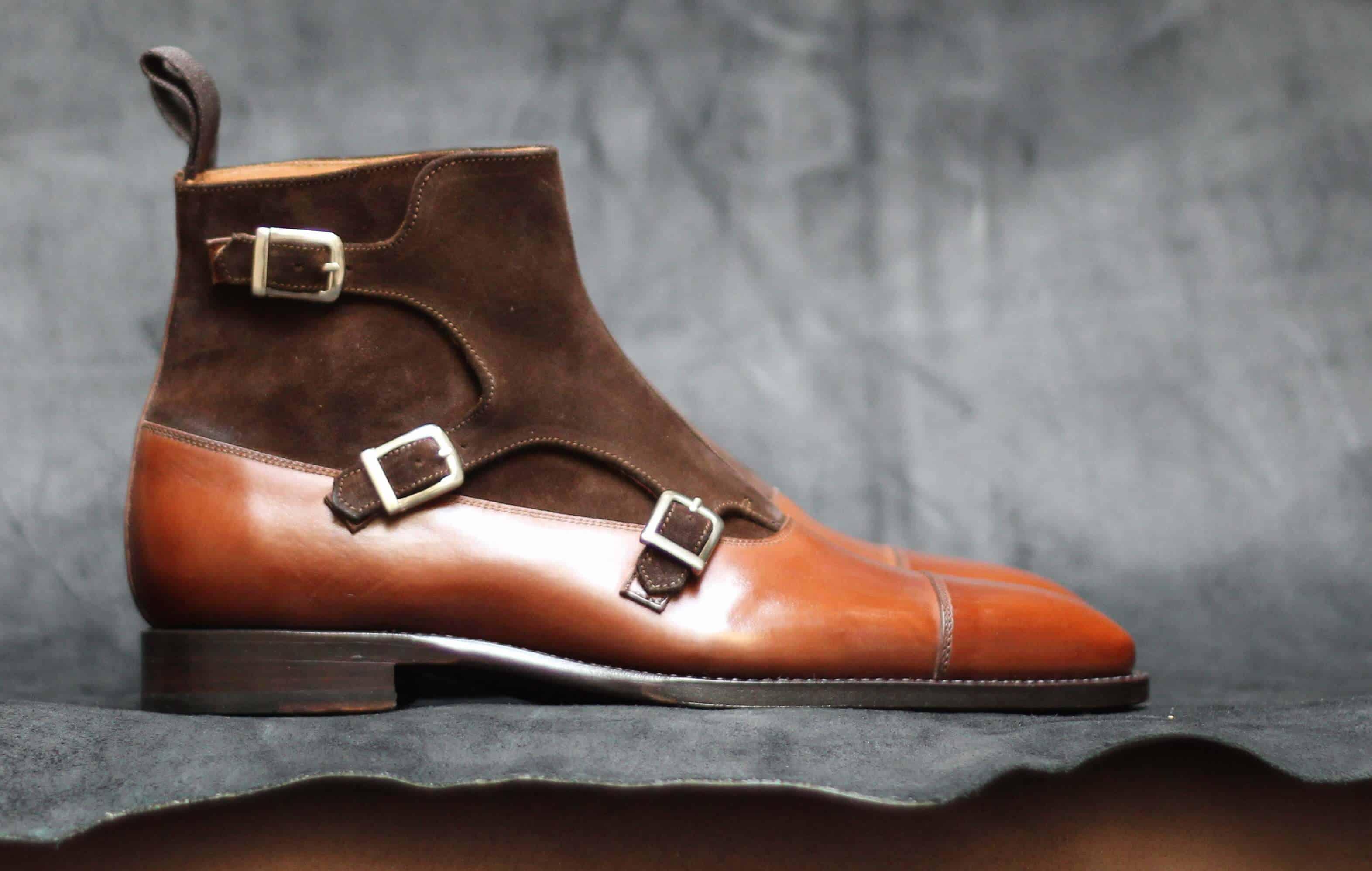 Monk Strap Shoes Amp Double Monks Guide Gentleman S Gazette
