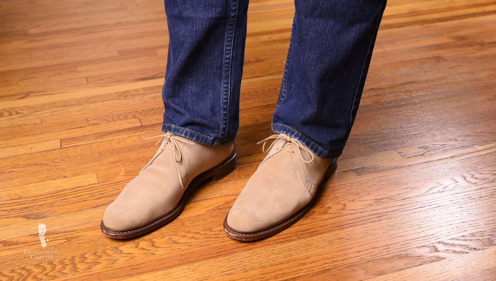 Allen Edmonds Chukka Boots - Massdrop Special — Gentleman's Gazette