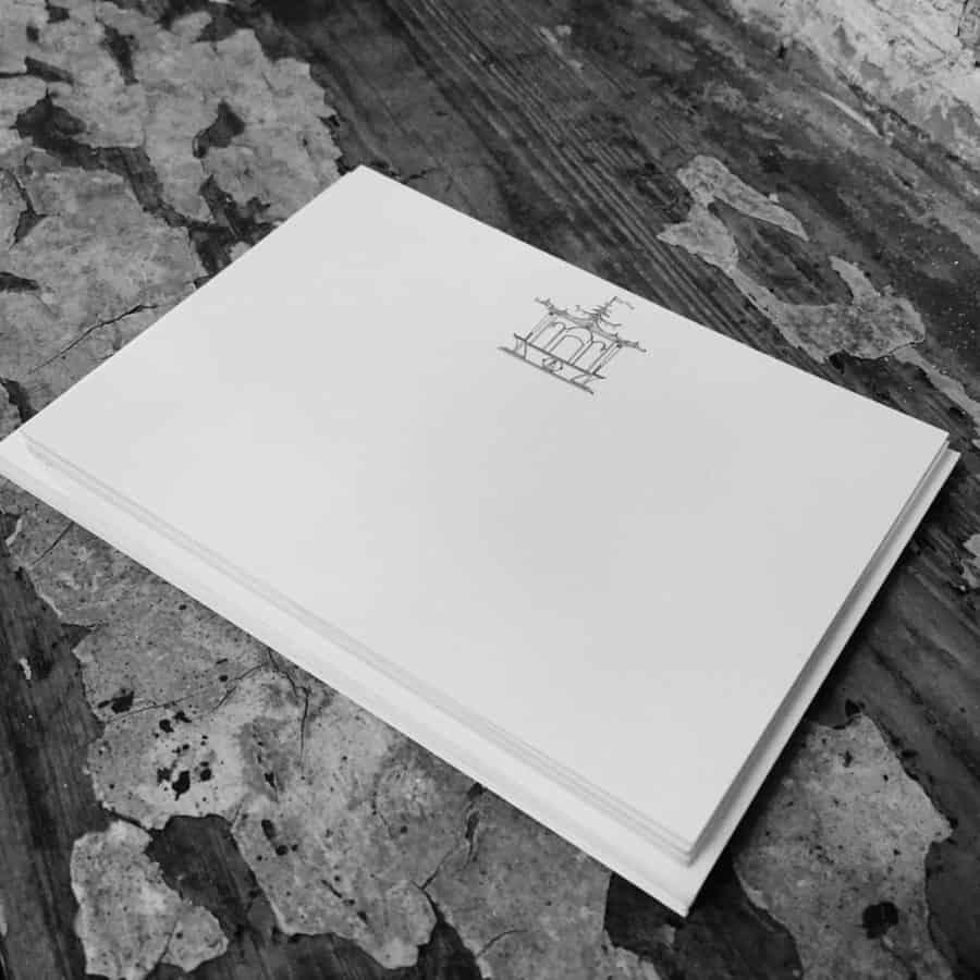 Bespoke Stationery from The Wren Press
