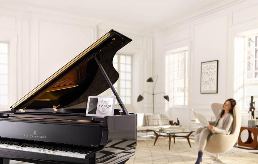 Steinway _ Sons Spirio Piano