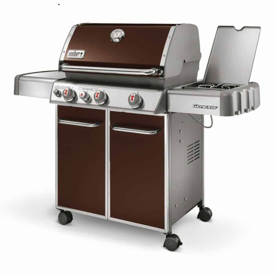 Weber Genesis BBQ