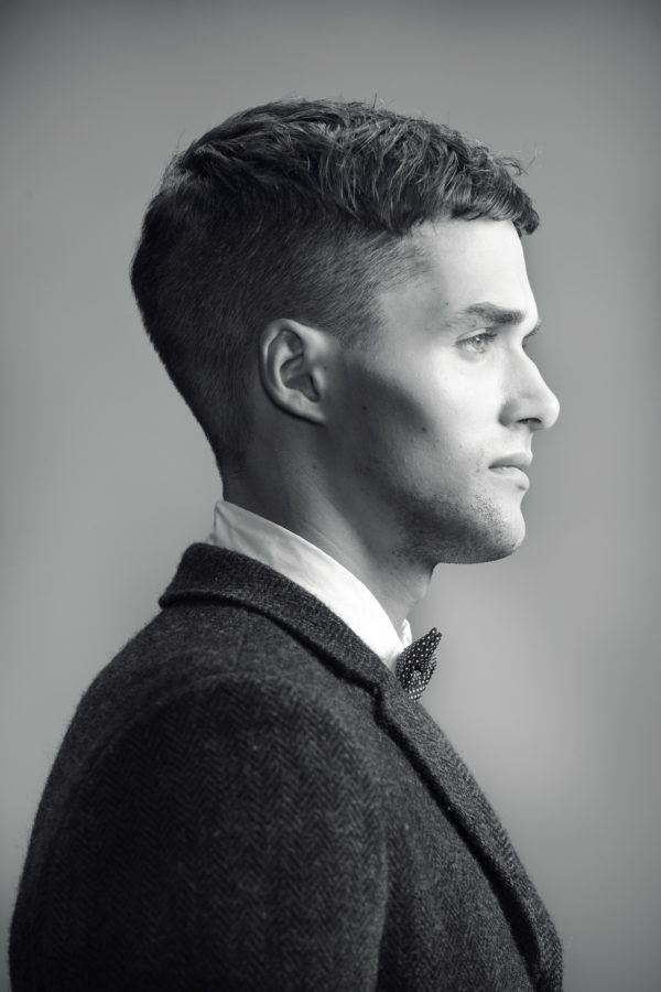 Disconnected Undercut How To Style Hair The Gentleman S Gazette Way