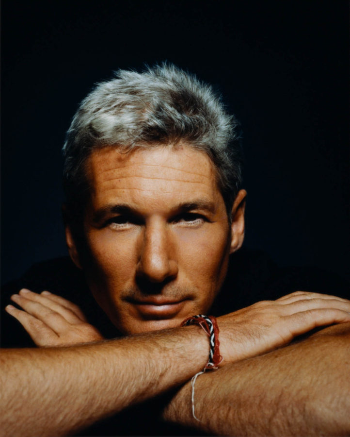 Richard Gere has long been considered a sex symbol due to his salt and pepper hair