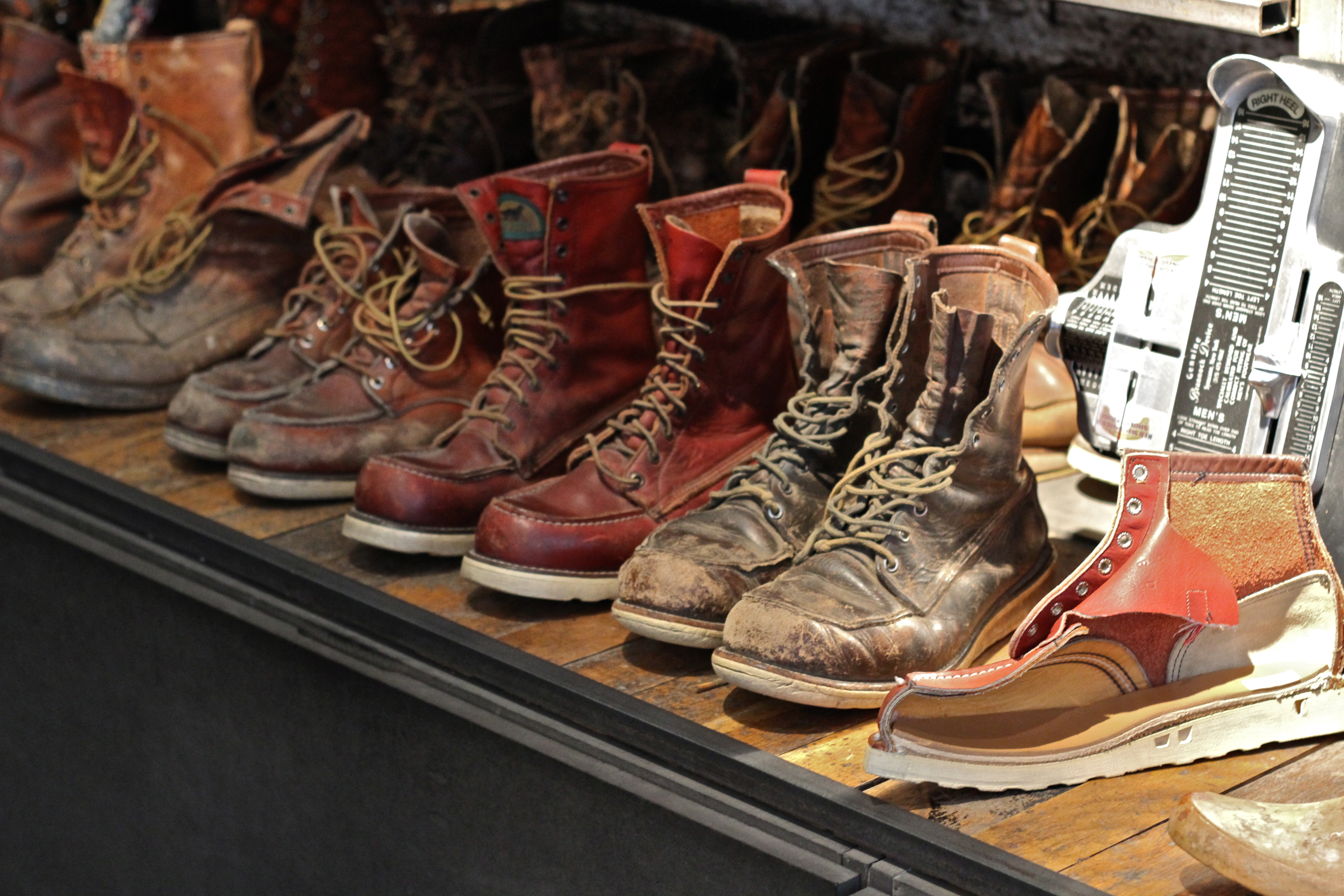 Red Wing Boots Shop