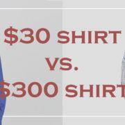 30 vs 300 Shirt