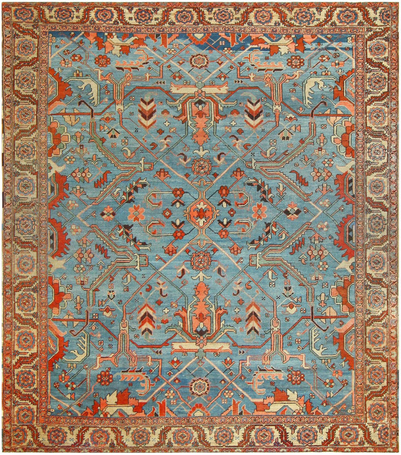 The Oriental Rug Guide Gentleman S