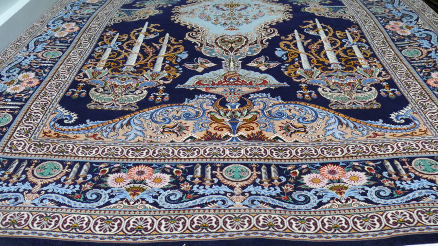 The Oriental Rug Guide