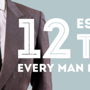 12 Essential Ties Every Man Must Have