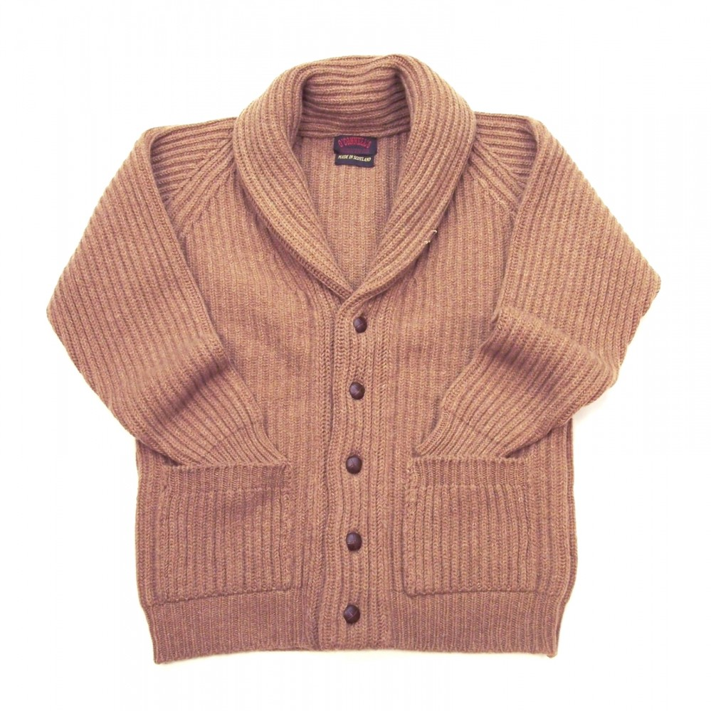 Lambswool Cardigan Sweater