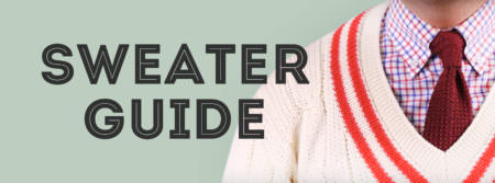 The Sweater Guide