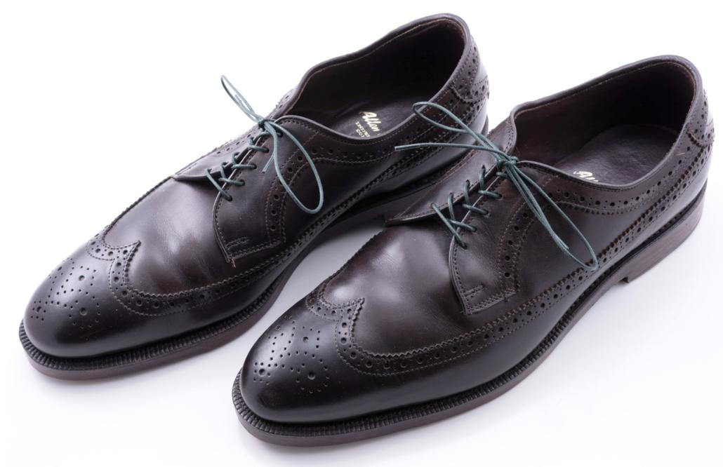 Round Dark Green Shoelaces