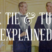 Black Tie Explained