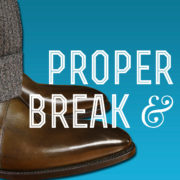 Proper Pants Break & Length