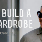 How to Build a Lean Wardrobe