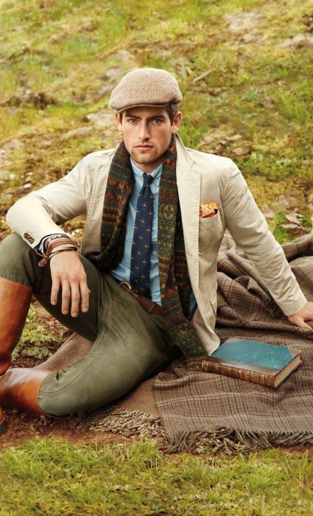 Flat Cap Newspaper Boy Hat Style Guide