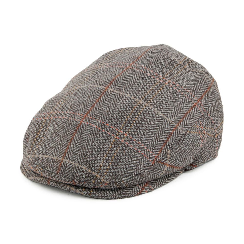 Baby/'s Infant Winter Autumn Plaids Duckbill Flat Caps Ivy Hats Newsboy Beret