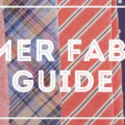 summer fabrics guide
