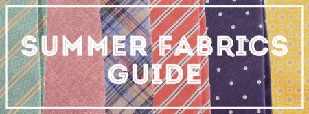 40f7a480f8d1 Summer Fabrics Guide — Gentleman s Gazette