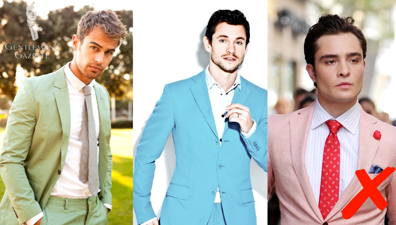 What To Wear As A Wedding Guest — Gentleman\'s Gazette