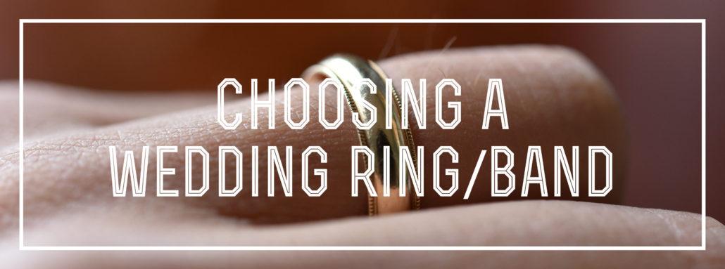 How To Choose A Wedding Band Ring U2014 Gentlemanu0026#39;s Gazette