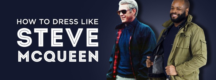 """How to Dress Like Steve McQueen - Style Inspiration from Hollywood's """"King of Cool"""""""